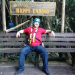 ending of the tour in the Jungle, Tired :)