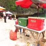 Photo de Padang Padang Beach