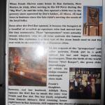 Owl Bar and Cafe history