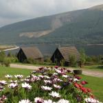 A Beautiful Summers day at the lodges