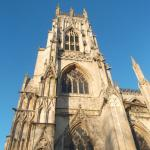 The Minster in the daylight