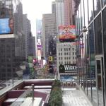 Times Square from the Balcony