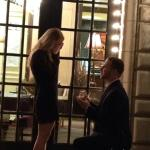 Raphael is an amazing place to propose!