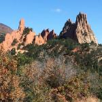 Spring at Garden of the Gods