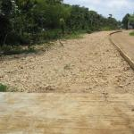 6.7 meters wide balinghai road going to westcove