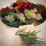 Gatherer salad... Perfect fusion of flavors