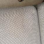 stained cushions on couch that i paid to sit on