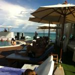 Photo de KC Beach Club and Pool Villas