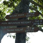 Photo de Popa Mountain Resort