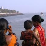 View from the Gateway of India