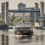 Mersey Ferries - Manchester Ship Canal Cruise