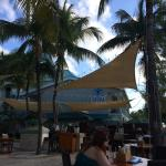 Tortuga lunch bar!
