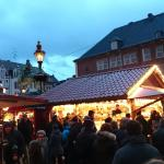 Christmas main Market Square