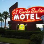 Photo de El Rancho Boulder Motel