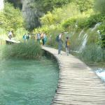 Photo de Plitvice Lakes