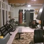 Nordic Village mountaintop gym