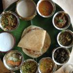 Dakshin South Indian Thali