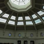 The Reading Room's cupola