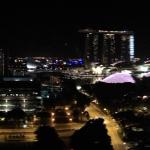 Panorama - harbour view from 21st flr