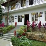 Front view of homestay