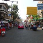 khao san day time