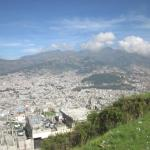 Overlooking Quito