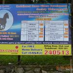 Horse Riding Charges
