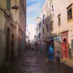 Rue Chbanat - the street of our Moroccan home