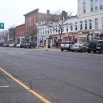 downtown Chardon
