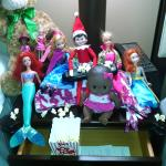 Elf Party in Room 1906!