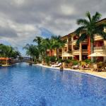 Infinity Bay Spa and Beach Resort resmi