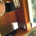 Executive room 689. Minimum cosmetic products. Not luxury.