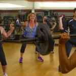 Minerals Sports Club Fitness Class