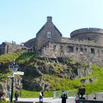 Edinburgh Castle Foto