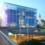 Photo of Ars Electronica Center