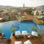 Exceptional view of Patong