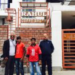 Great staff at the Rahul Guest House!