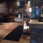 Entry Area at the Blue Tractor