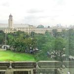 View of Manila City Hall.