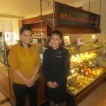 Staff of Cake shop