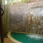 Private Cascade Plunge Pool