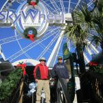 The Myrtle Beach Skywheel