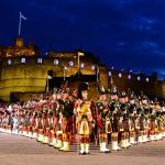 The Massed Pipes and Drums of The Royal Edinburgh Military Tattoo