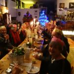 Haven Artists at the Pizza bar, Knowle, Wickham