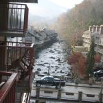 """Balcony View Of """"The River"""""""