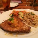 Cajun Blackened Ahi