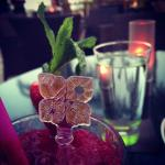red berry mojito was gorgeouss