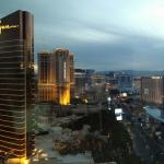 View from Encore Tower Suites