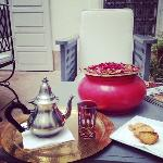 afternoon tea - Moroccan Style