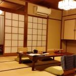 The Japanese style room